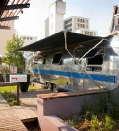 Grand Daddy Airstream Rooftop Trailer Park