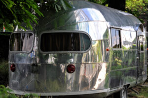 Luxury Airstream and Camper Accommodation