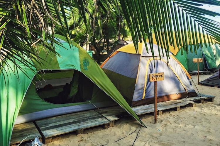 Basic Glamping Locations