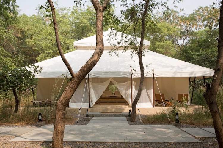 exclusive glamping locations