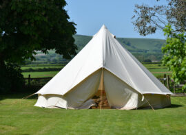 Glamping United Kingdom
