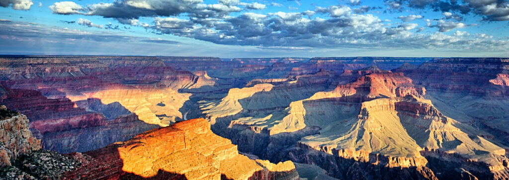 The magnificent views of the Grand Canyon make it a popular glamping destination