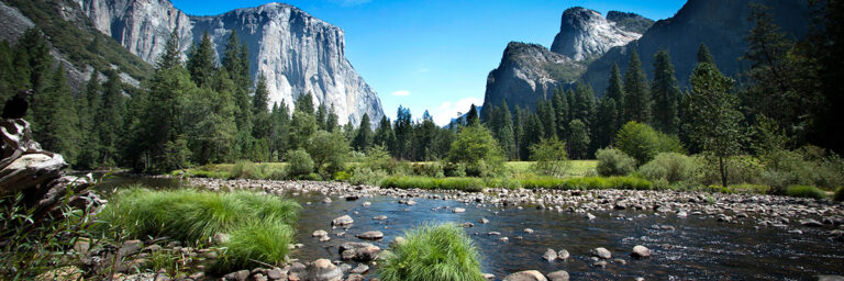 Yosemite National Park is a popular destination for glampers