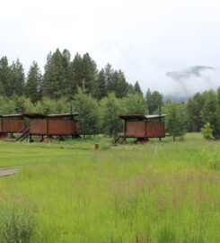 Rolling Huts