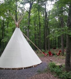 Wild Yough Glamping Huts